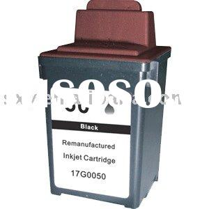 remanufactured lexmark inkjet cartridge model 50/60/80