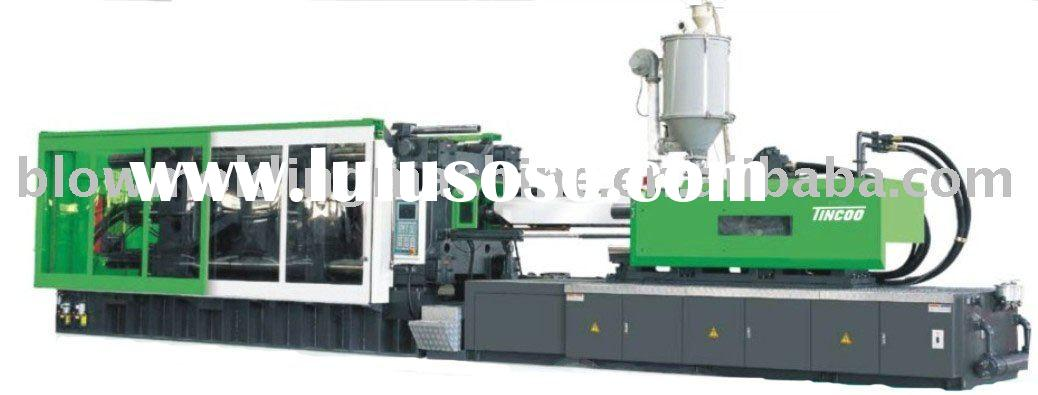 Injection blow moulding equipment and plastic blow molding machine