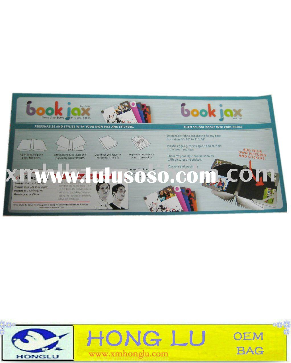 Label product  adhesive paper from manufacturer