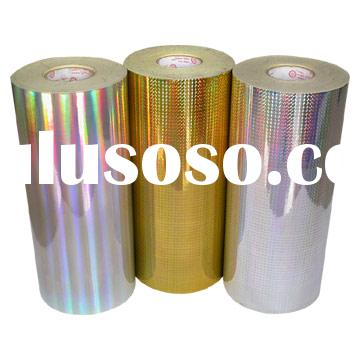 Self Adhesive Paper Holographic Film