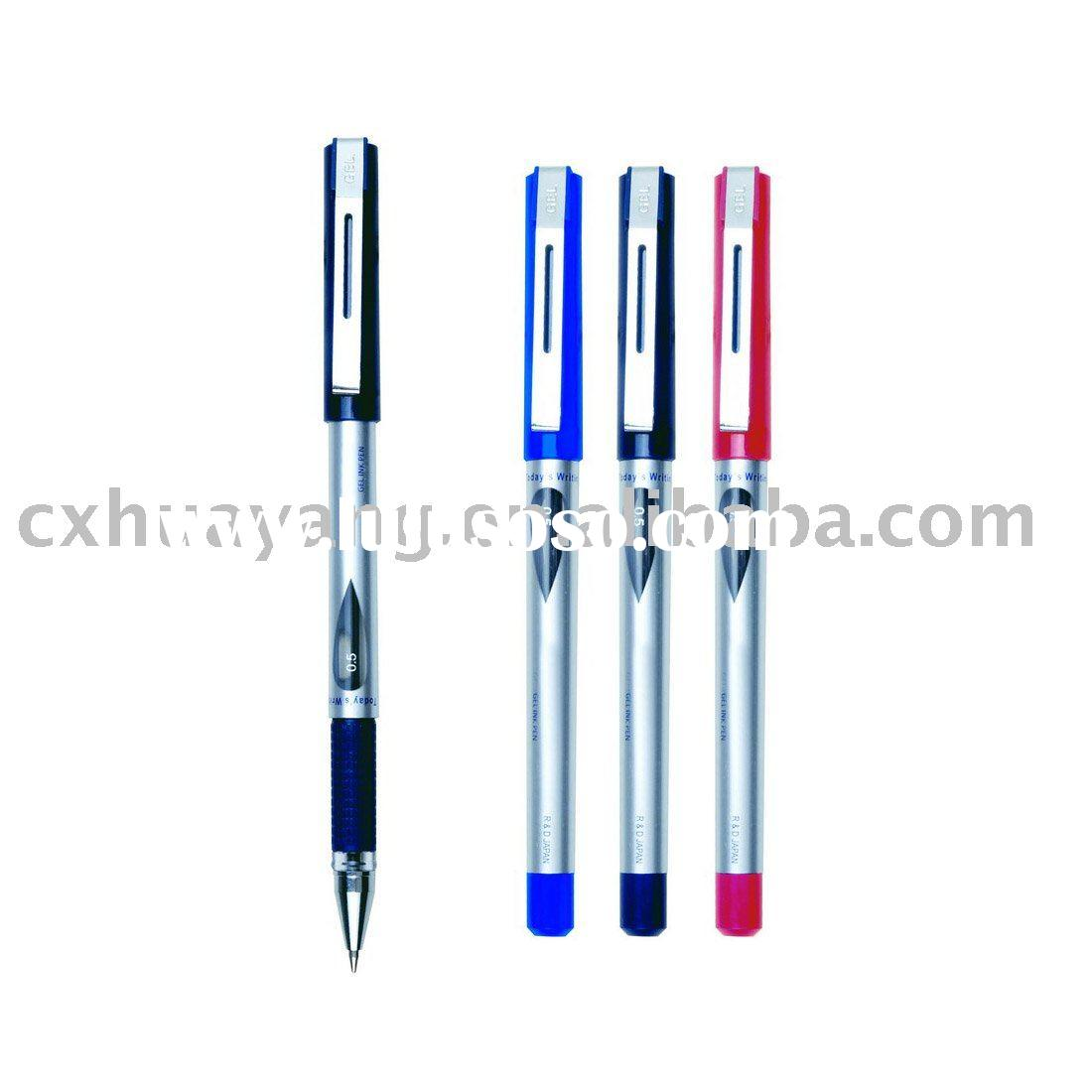 ball pen / steel clip / classic design for school and office /BP-1002