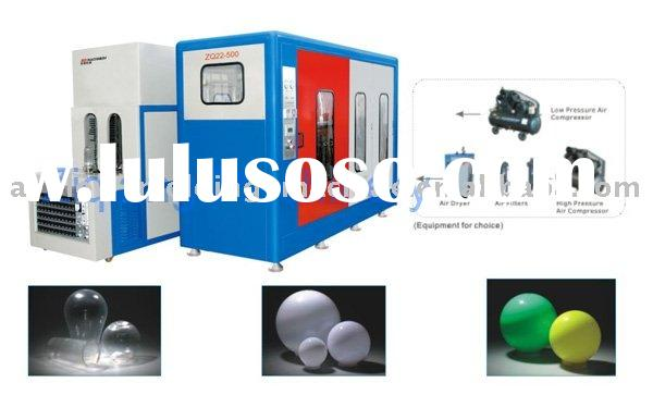 plastic blow molding machine - PMMA/PC Lamp
