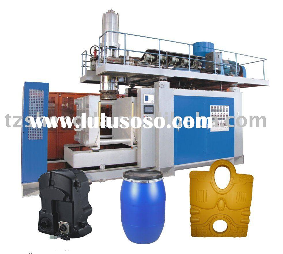 plastic blow molding machine machinery