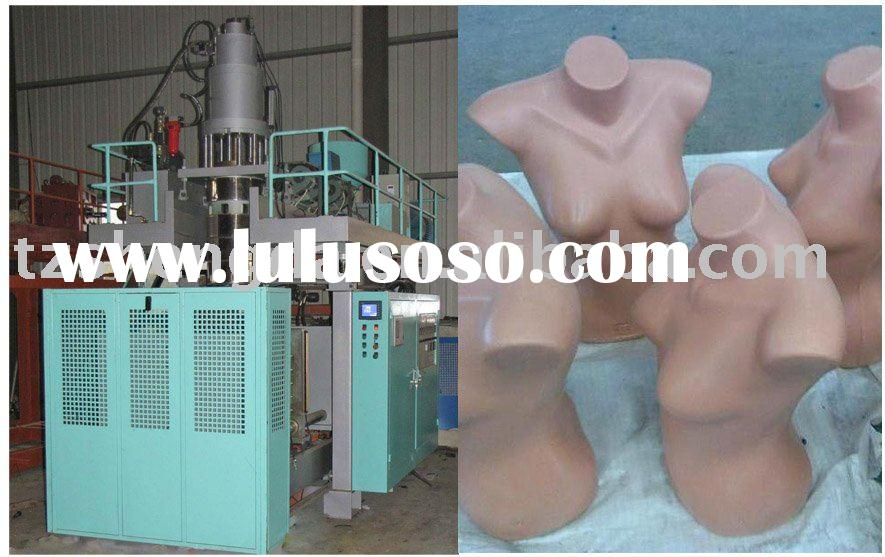 plastic extrusion blow molding machine ZK-90B jerry can tank drum