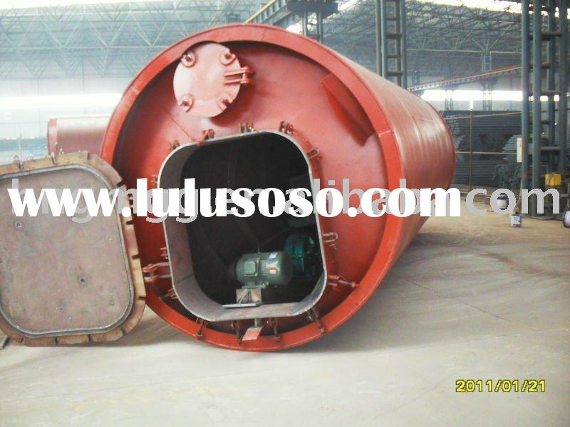 used plastic processing machinery