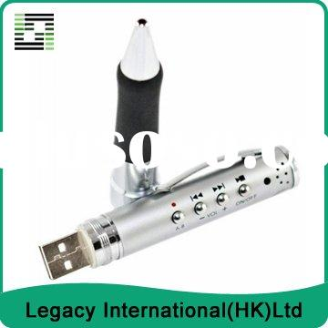PN005 MP3 USB Flash Pen Drive
