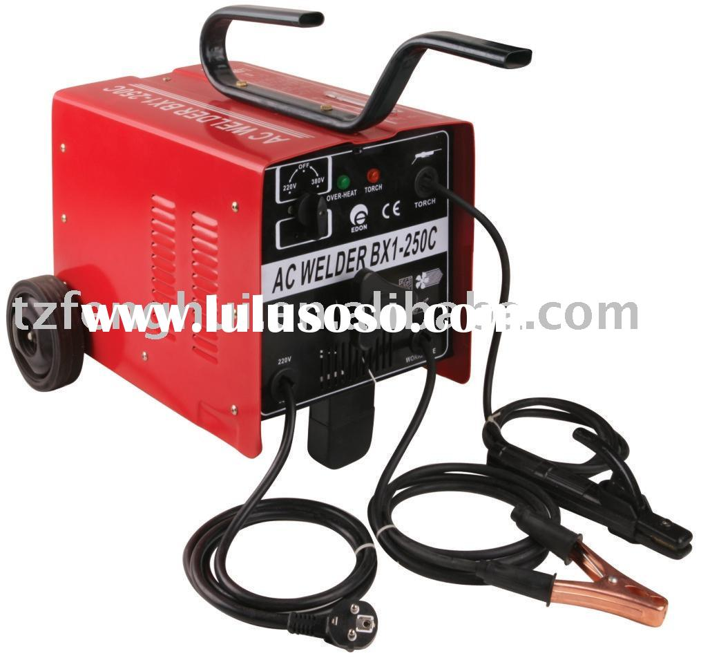 BX1-C portable ac arc welding machine