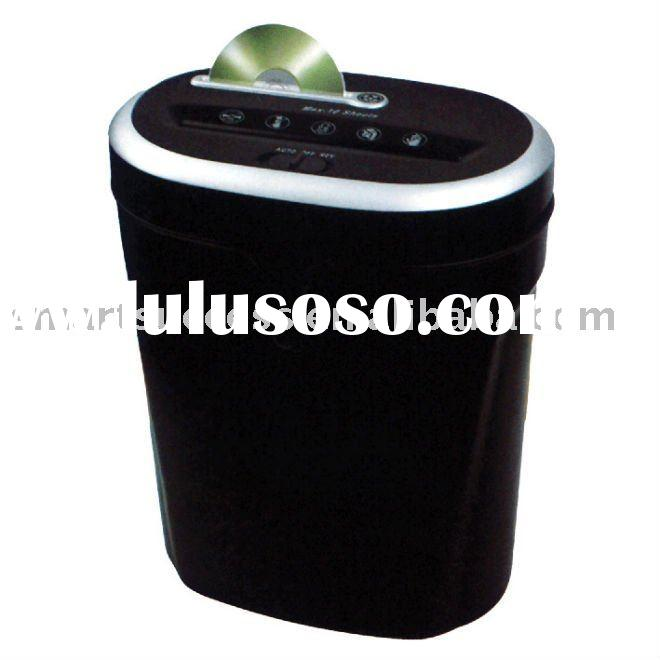 Electronic Paper Shredder (CD/card/paper/other)_cross cut_A4/A3