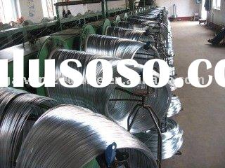 Galvanized wire armored cable