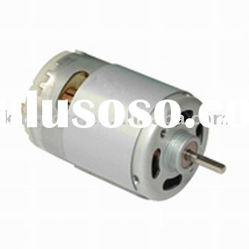 High Power DC Motor(RS-5412SH), High Voltage DC (HVDC) motors