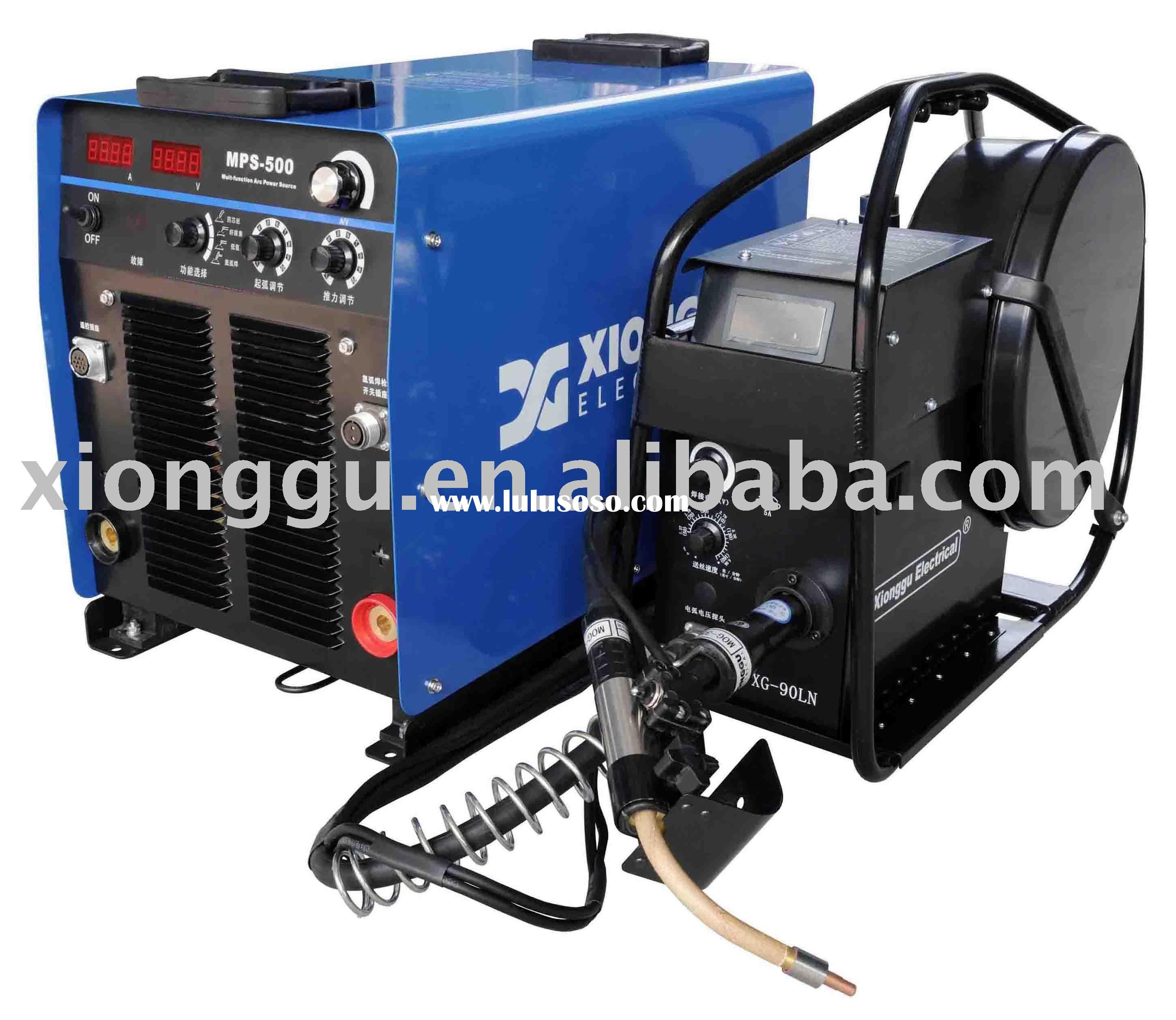 Inverter multi-function pipeline welding machine(self-shield/hydrogen/cellulose/tig)