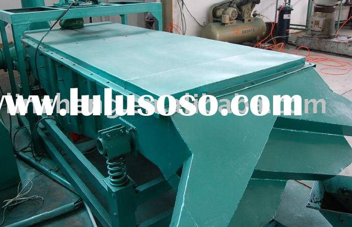 Linear Vibrating Screen (recycling used tires)