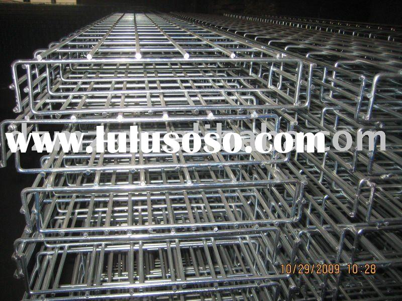 electro galvanized wire mesh cable tray
