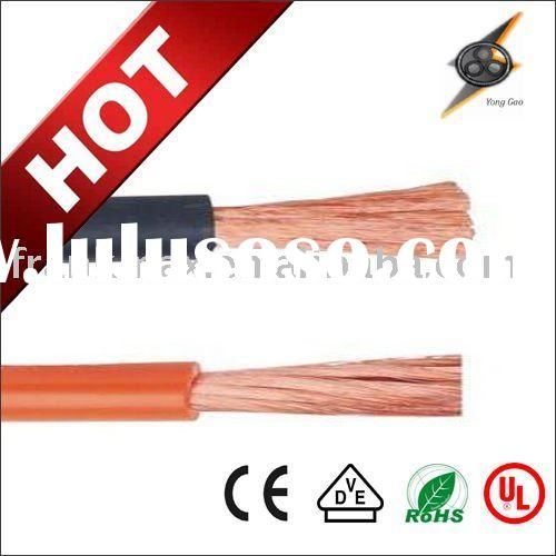 esab welding wire Rubber or PVC Welding Cable