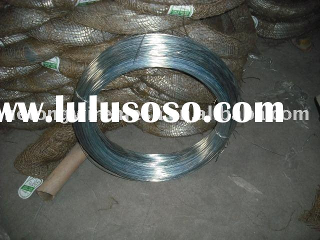 galvanized iron wire from manufacturer in Hebei