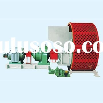 rubber machine tire shredder