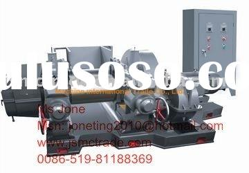 rubber  tire shredder machinery