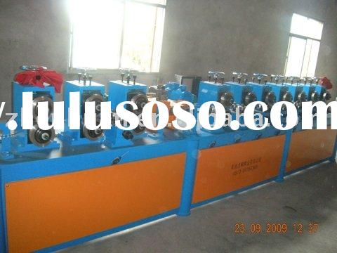 welding wire forming machine, flux-core welding wire machine, flux cored wire forming machine