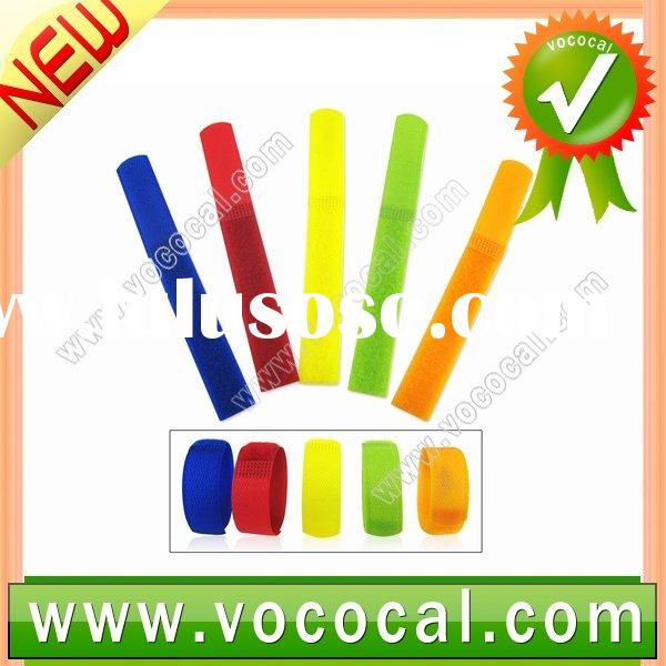 5pcs Releasable Velcro Cable Tie Tidy Cables TV Computer Stero Speaker Cable Wire