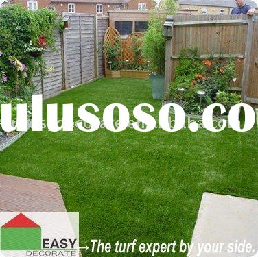 Artificial grass for landscaping and garden decoration