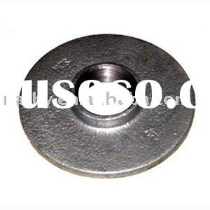 Beaded malleable iron pipe fittings -Flange