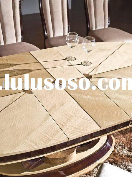 Contemporary style dining table,dining room sets,home furniture