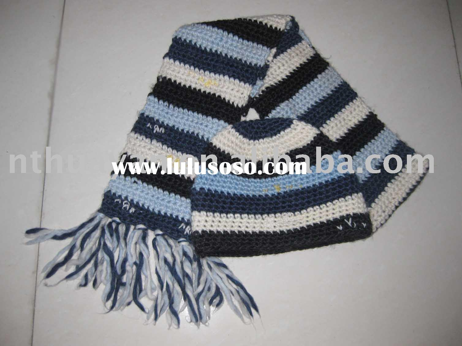 Crochethatsscarfsetsjpg Crochet Hats And Scarves For Kids