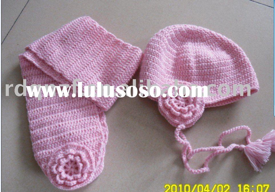 All About Crocheting  Crochet Scarf For Kids Crochet Hats And Scarves For Kids
