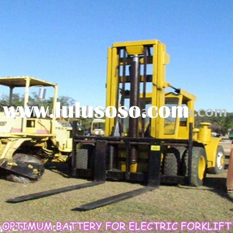 Electric forklift battery 48v 400ah/600ah with customized housing