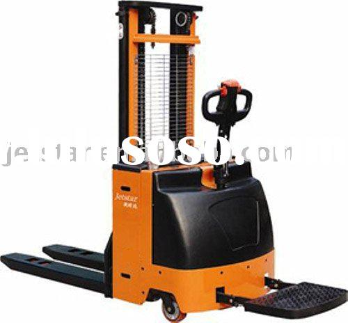 Electrical Forklift | Electric Forklift Truck | Self Propelled Stacker for Euro pallets