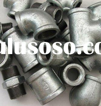 Electrical galvanized malleable iron pipe fitting