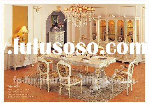 European Dining Room Furniture