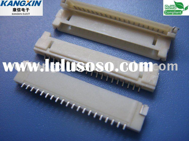Flexible Flat Cable With Ends : Pin flexible flat cable connector