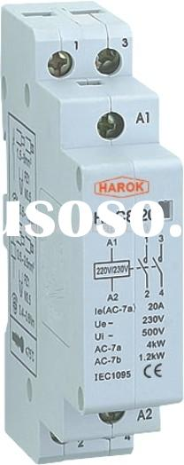 Household ac Contactor, module Ac contactor