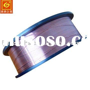 welding wires are primarily used for all position welding of steel s