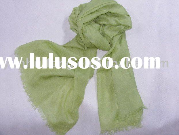 Pashmina shawl and scarf