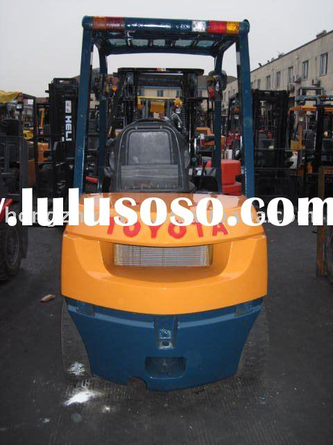 TOYOTA electric forklift 2-3ton FD25