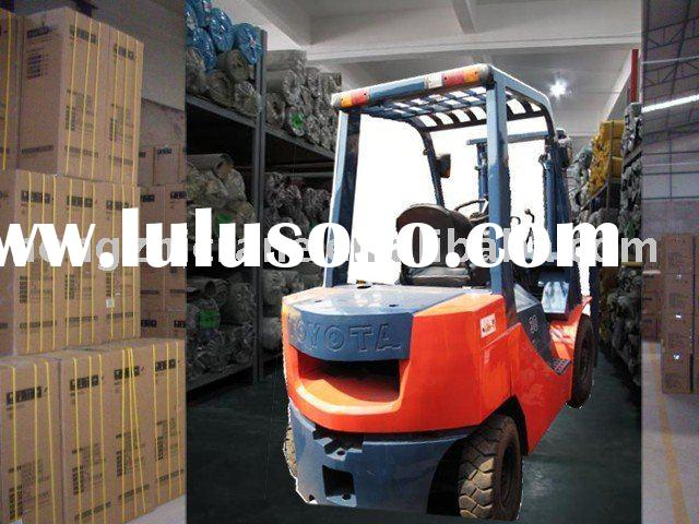 TOYOTA forklift 3ton FD30 used battery forklift
