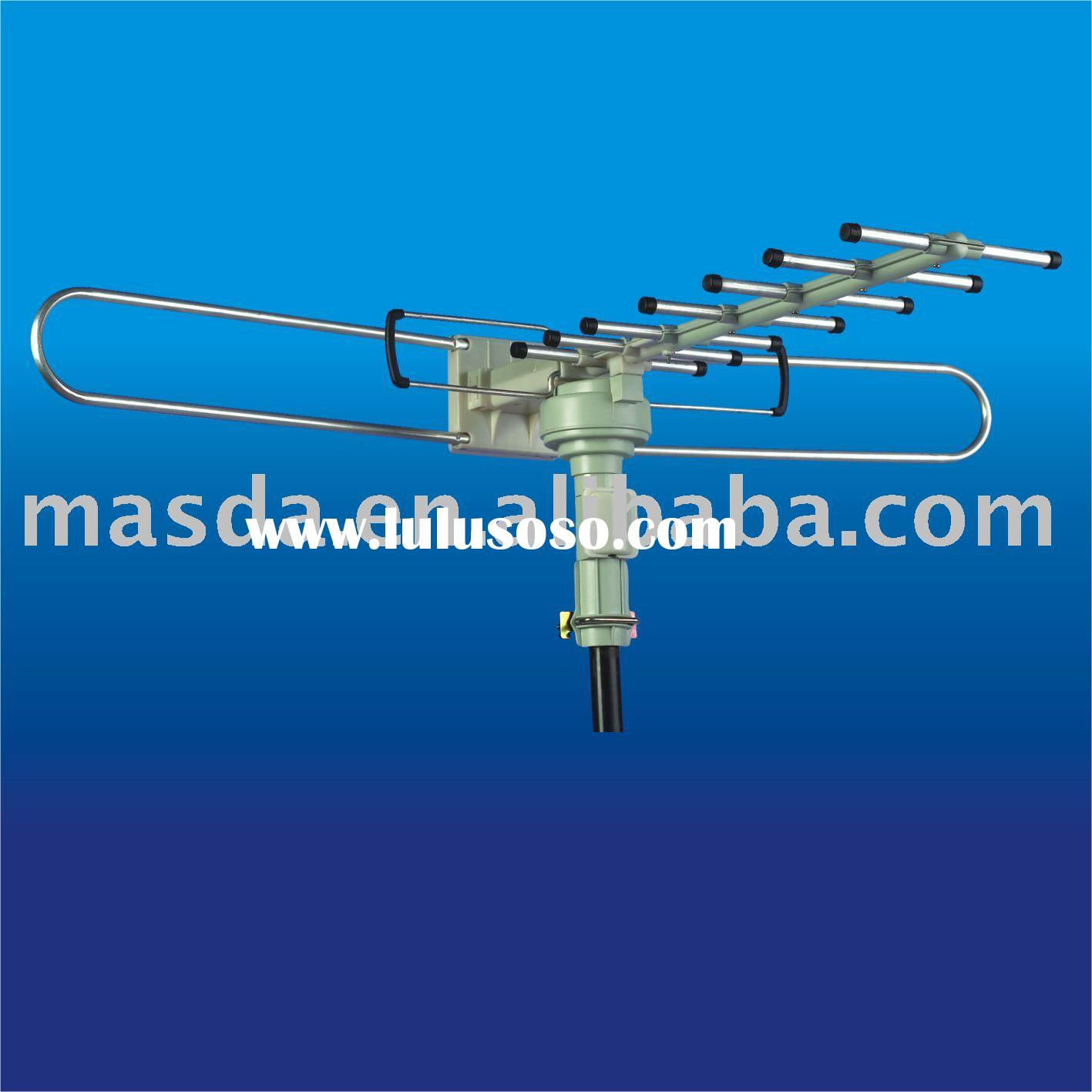 silicon scientific tv remote controlled rotating antenna, silicon ...