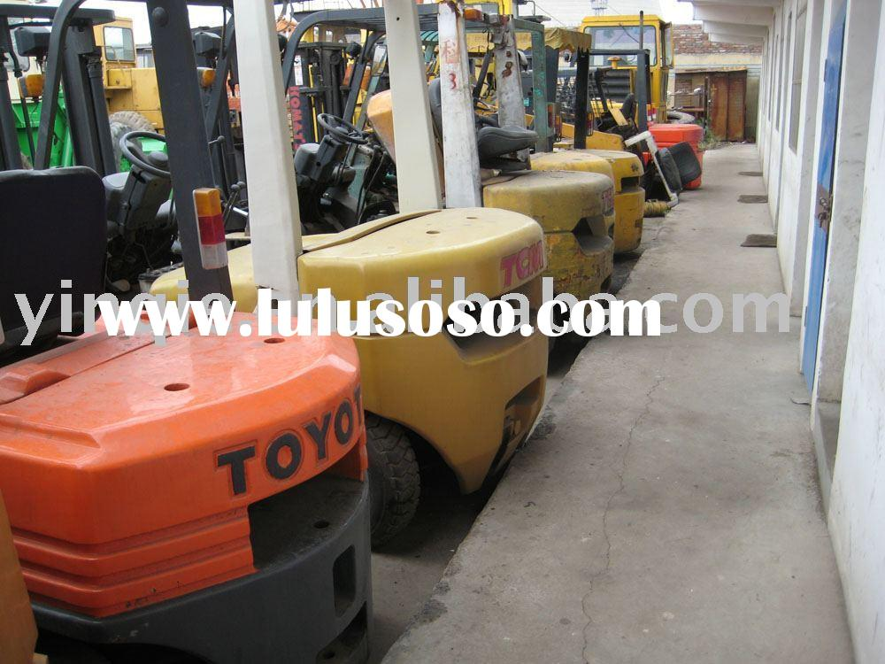 Used 6Ton TCM forklift for sale