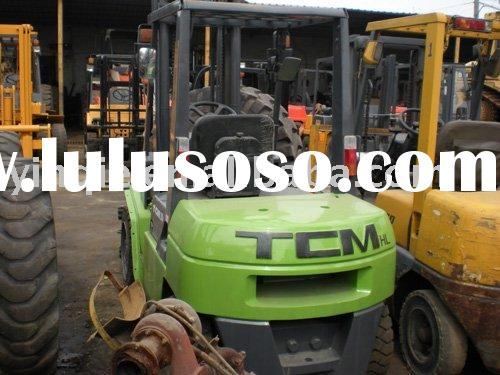 Used fork lift TCM 3T for sale(0086-187 210 33698)
