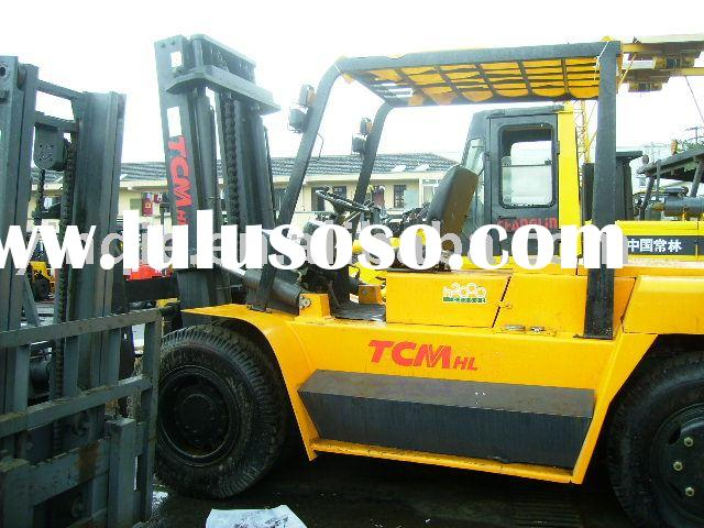 Used fork lift  tcm 10ton for sale