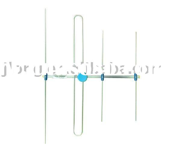 Yagi outdoor tv antenna