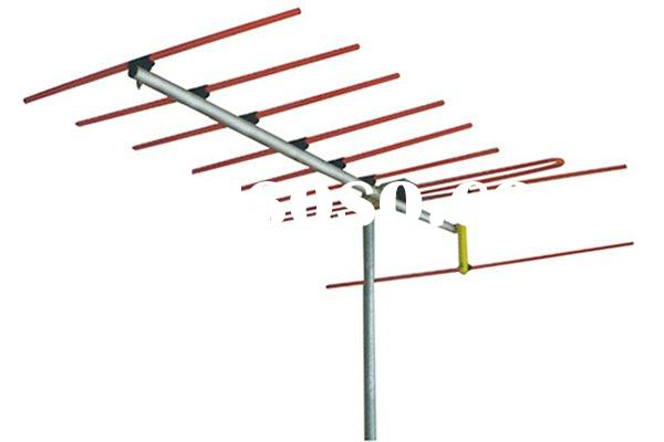 Yagi outdoor tv antenna model 9E