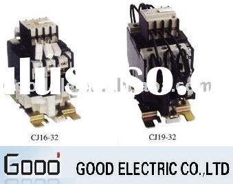 ' Ac contactor / Contactor / CJ16(19) Switch-over Capacitor Contactor