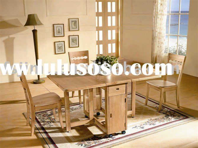 contemporary living room furniture massive wooden table