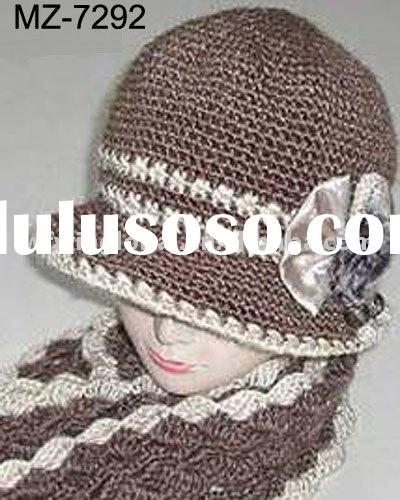 hat and scarf Sets