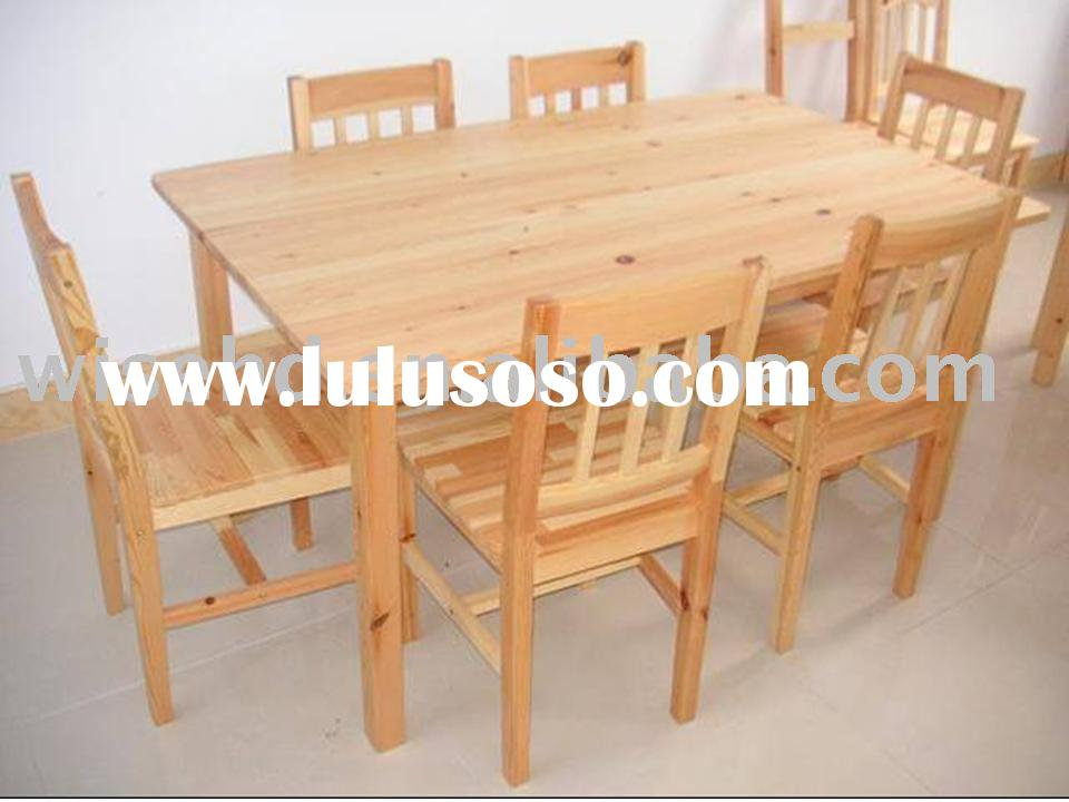Knotty Pine Furniture