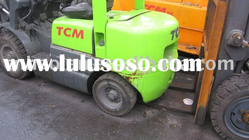 used TCM forklift 3Ton for sale(used forklift secondhand diesel forklift)