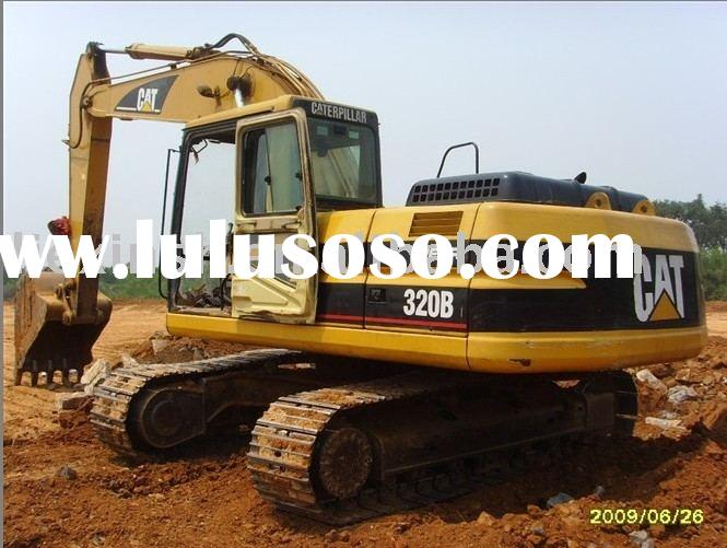 320 l excavator used engine: